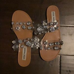 Rhinestone SM sandals